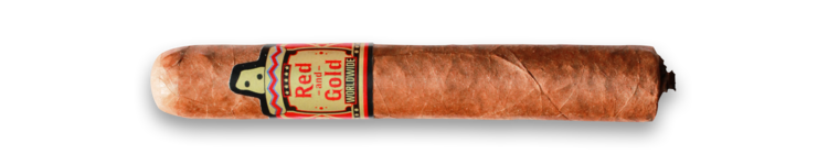 Red & Gold Robusto_5x50